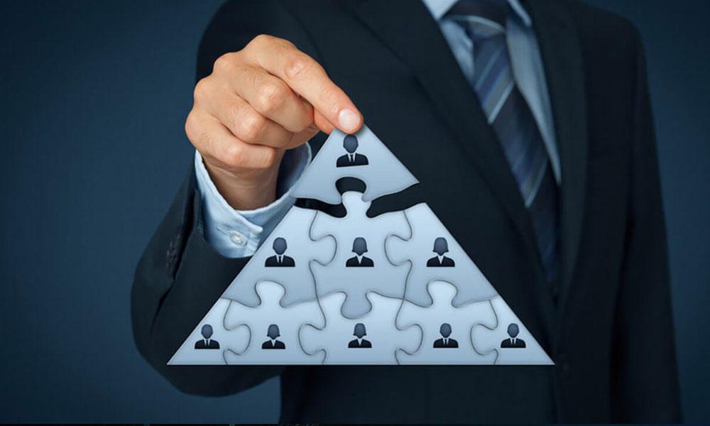 فرایند مدیریت منابع انسانی