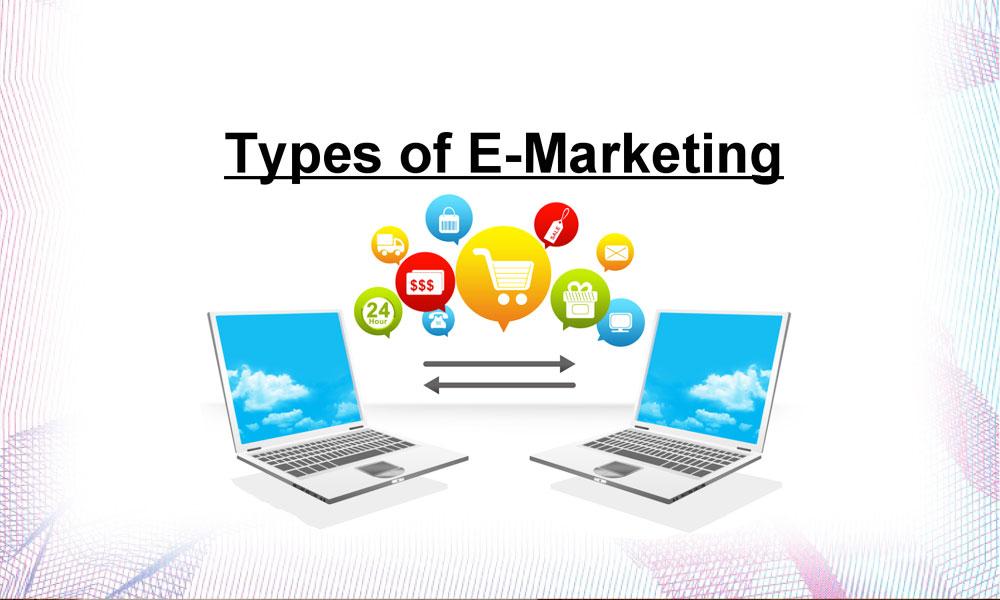 انواع بازاریابی الکترونیکی -01