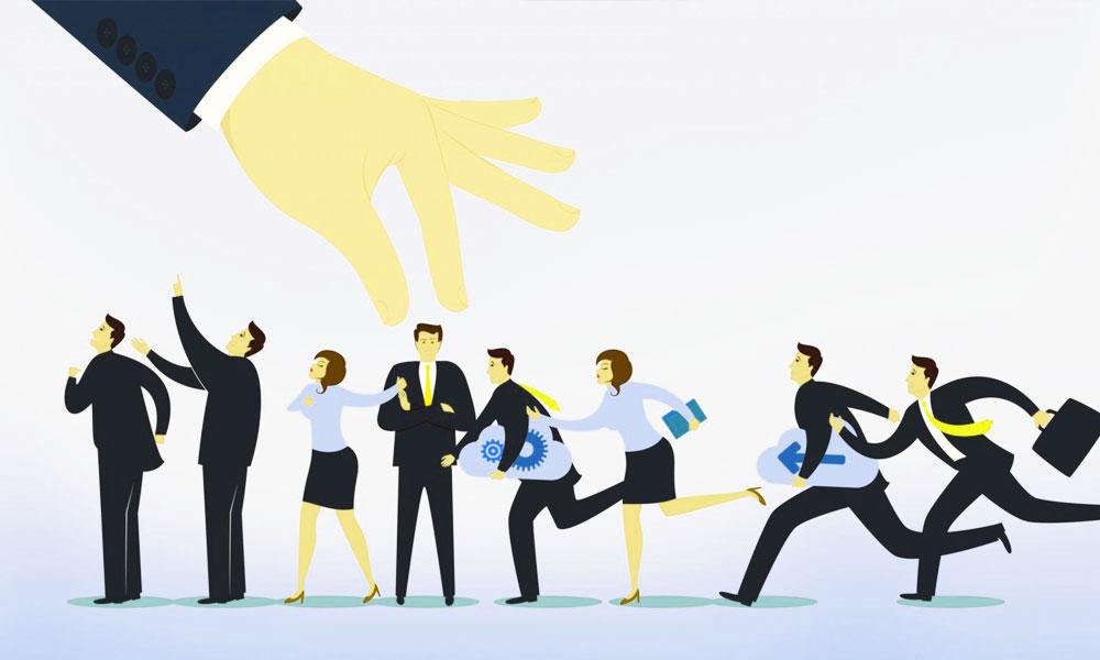 اهمیت منابع انسانی در سازمان2